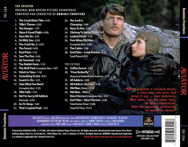 The aviator original score | howard shore – download and listen.