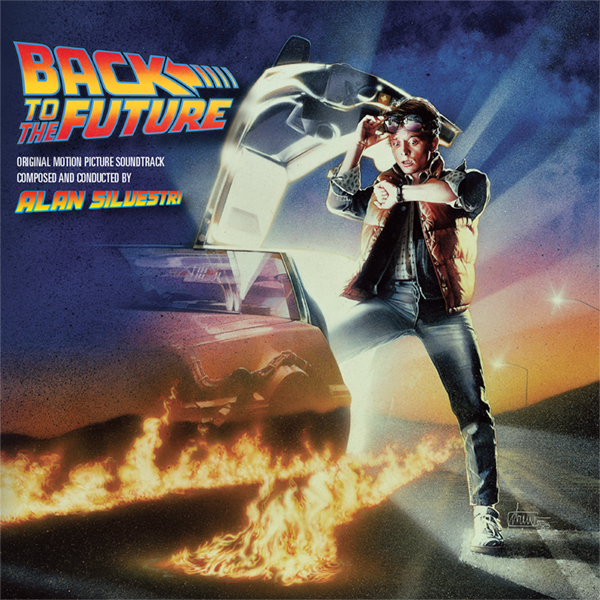 Back To The Future Part Ii 2cd