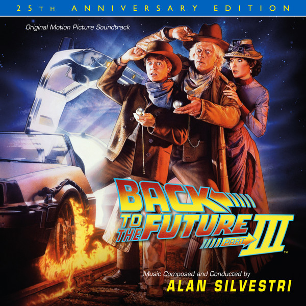 Back To The Future Part Iii Deluxe Edition 2cd