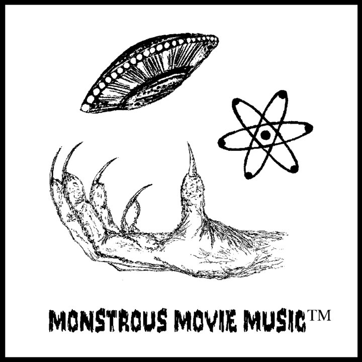 Monstrous Movie Music