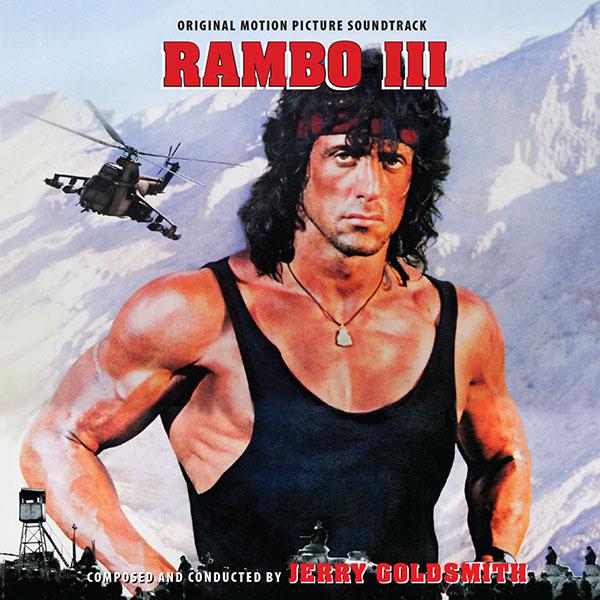 RAMBO III (RE-MASTERED)