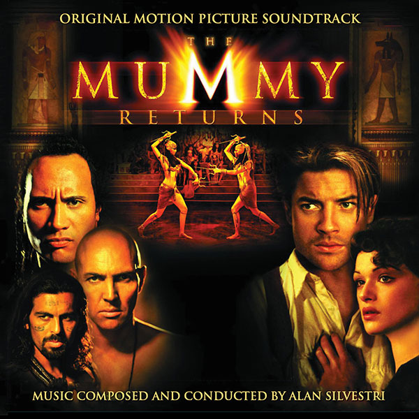 THE MUMMY RETURNS (2CD)