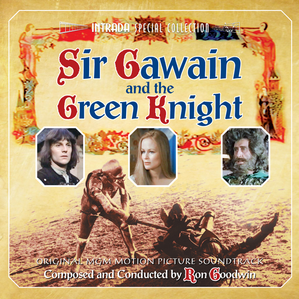 Gawain And The Green Knight Title