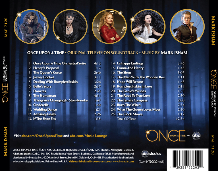 Once upon a time season 2 blu-ray cover dvd covers & labels by.